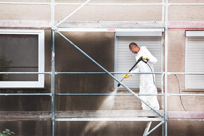 Fassadensanierung München