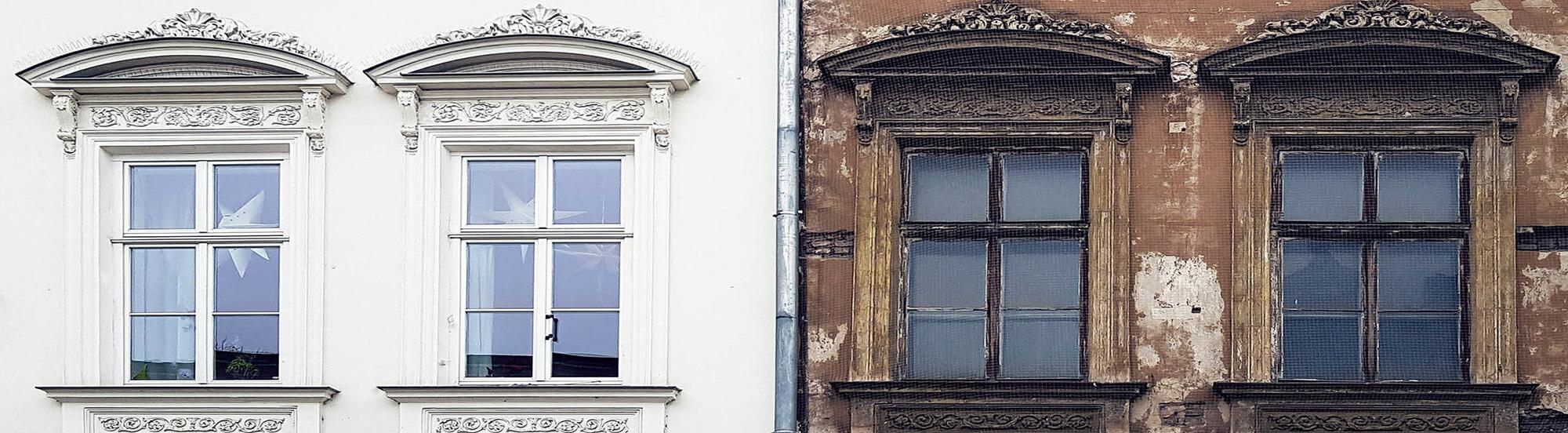 Fassade Streichen München
